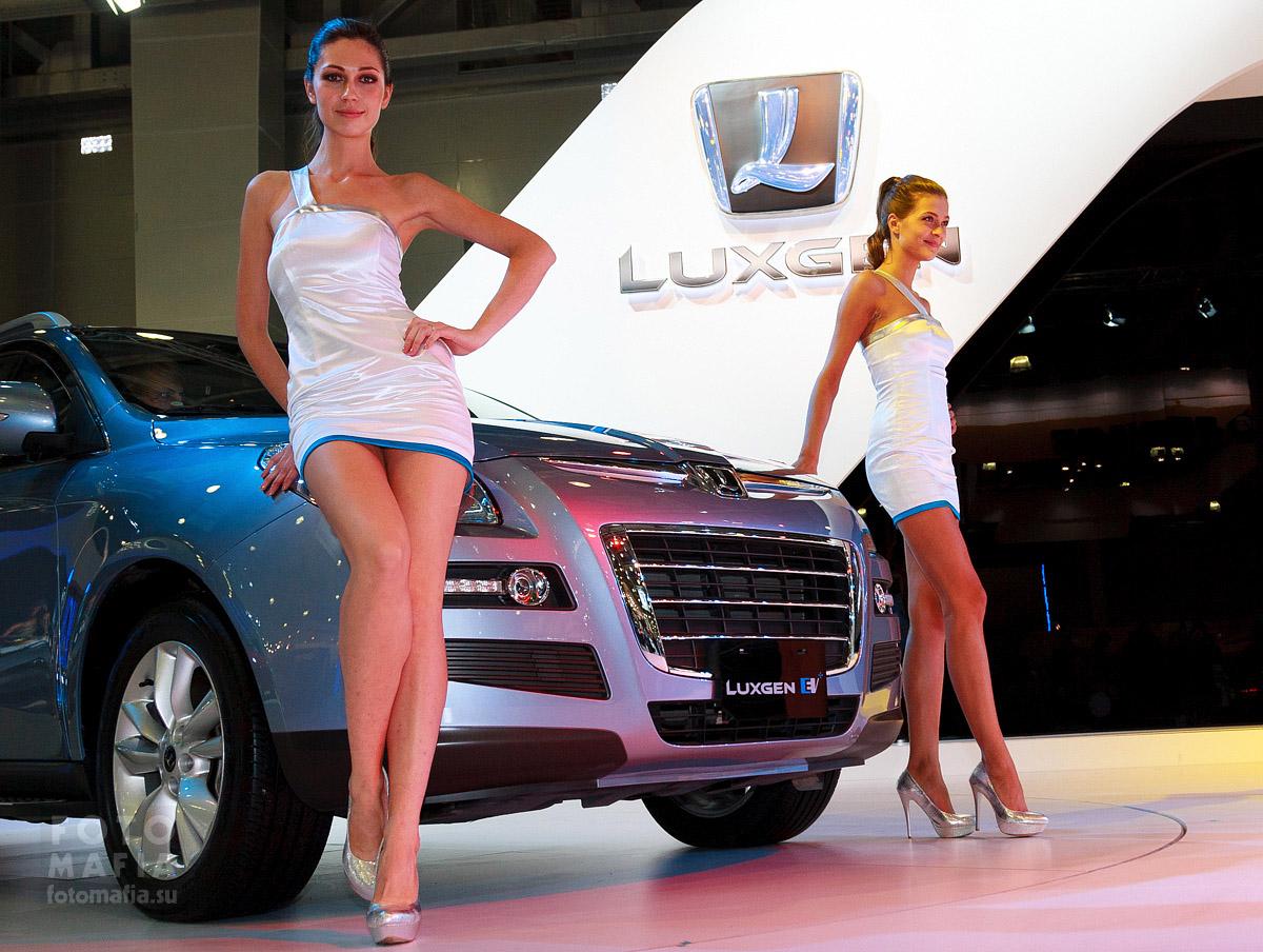 ММАС 2012 - девушки Luxgen