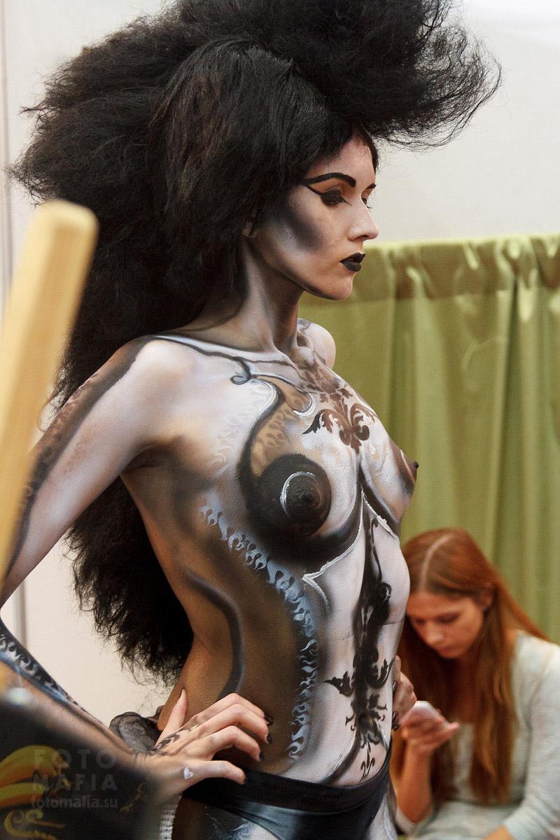 Девушка X'show 2014