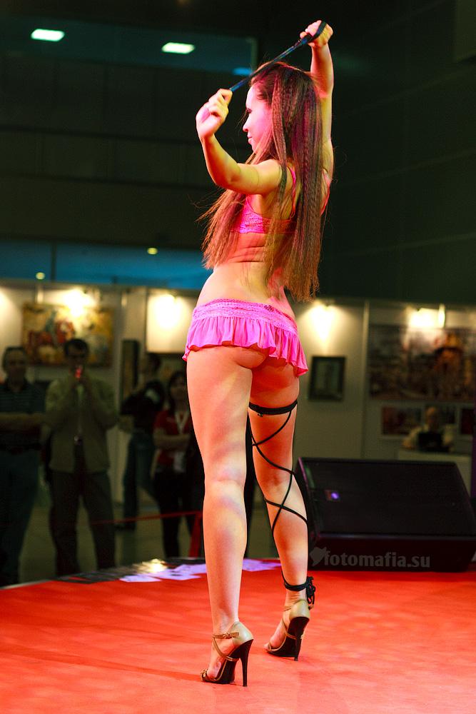Дефиле в эротическом белье, X'show 2011