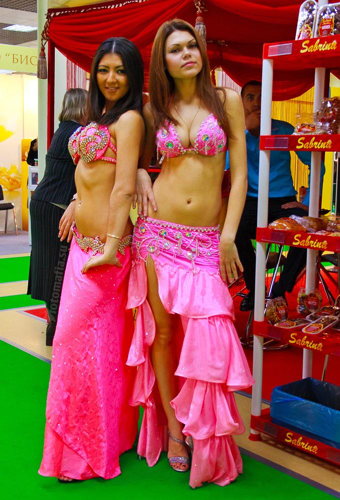 Продэкспо 2012 - арабские танцы