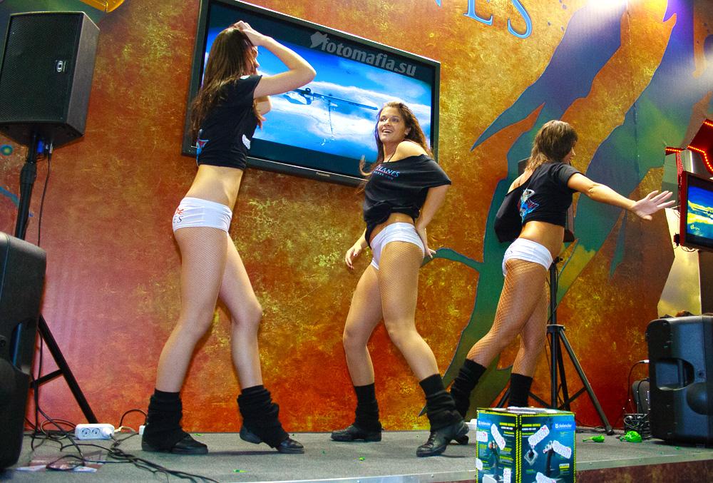 Девушки Игромира 2011