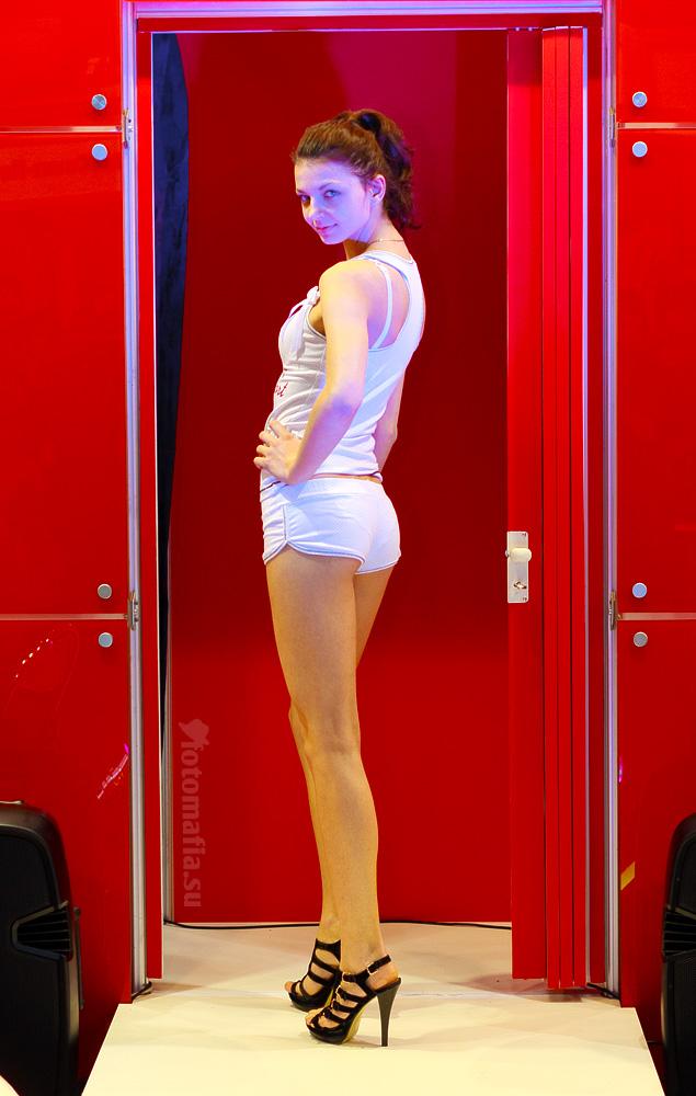 Показ Angel's Story на выставке Текстильлегпром 2012