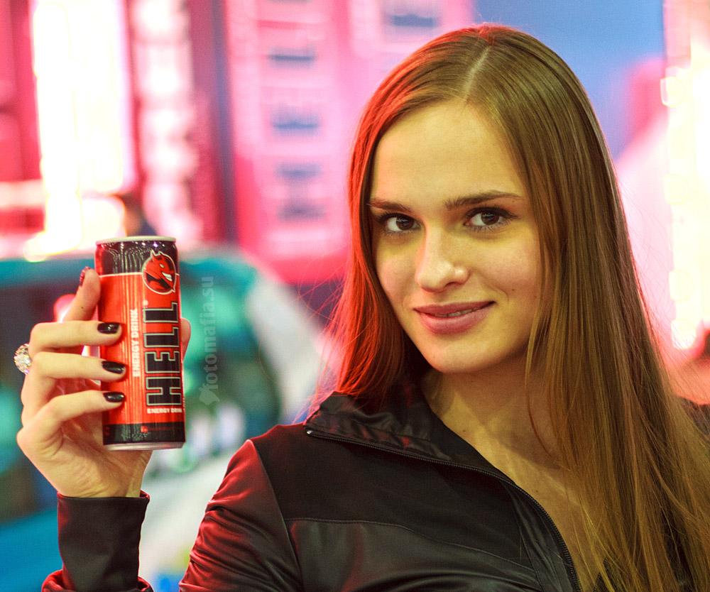 Девушка Московского Тюнинг Шоу 2012