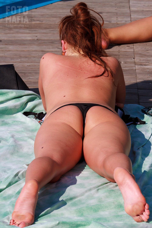 Фотоохота на пляже