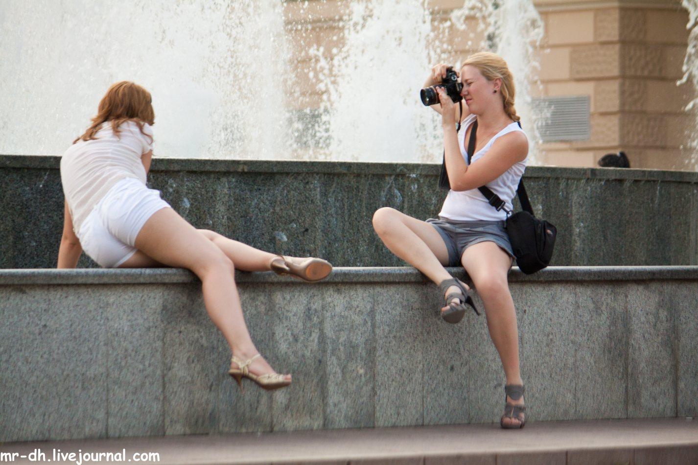 Решил снять девчонку 6 фотография