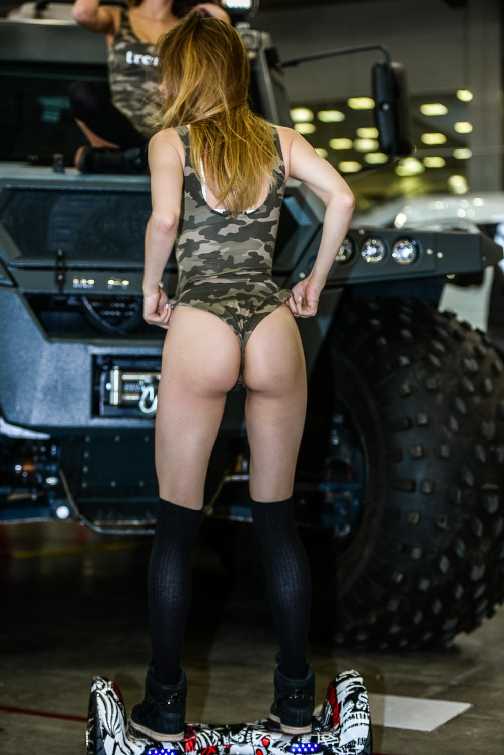 Модели Moscow Off-road Show 2017