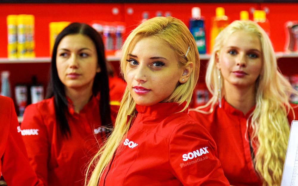 Девушки ММАС 2012