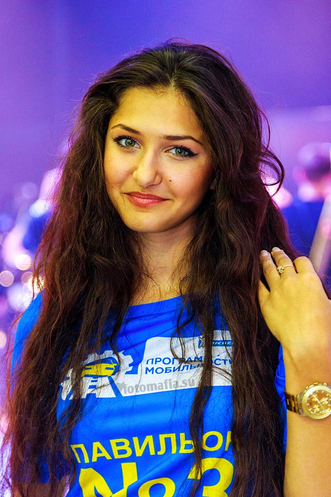 ММАС 2012 - девушка Michelin