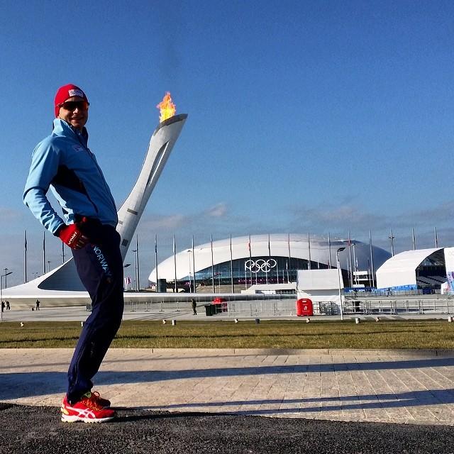 Олимпийский стояк