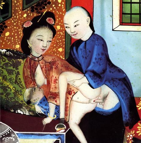 Секс по-китайски