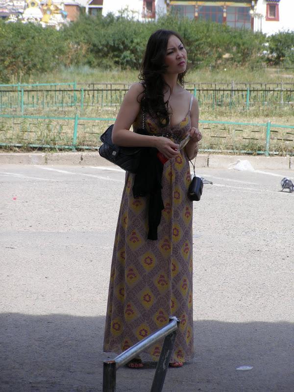 Девушка Улан-Батора