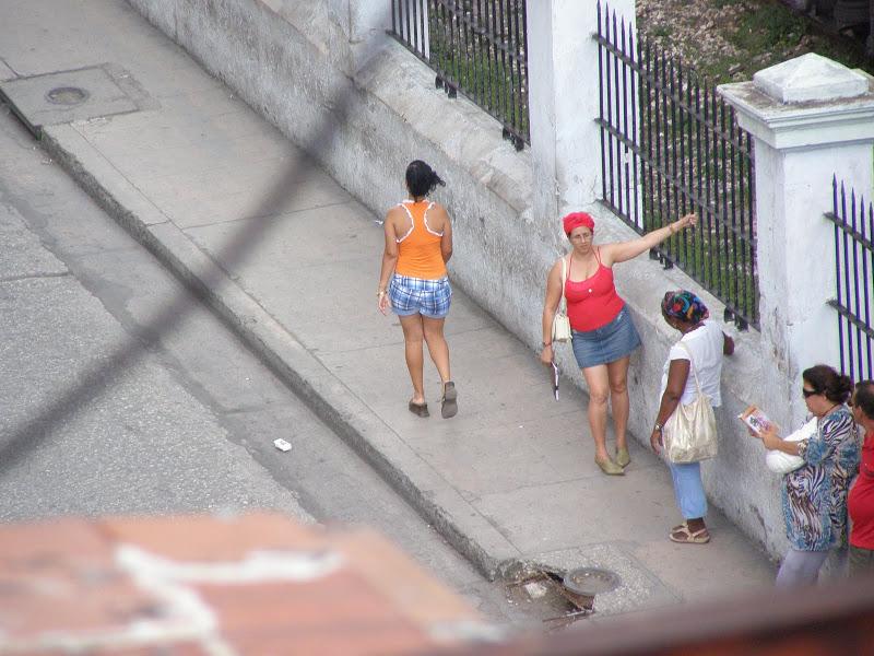 Девушки Кубы