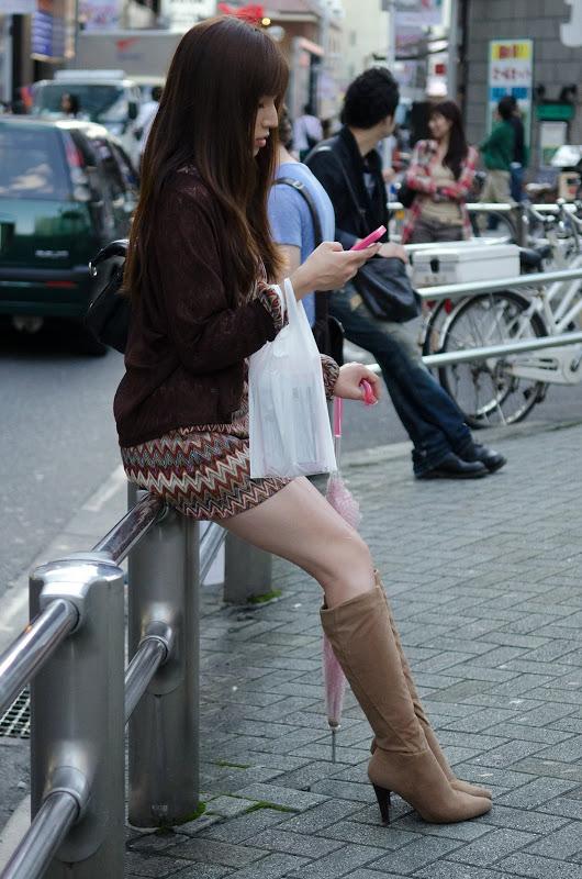 Женская мода в Токио