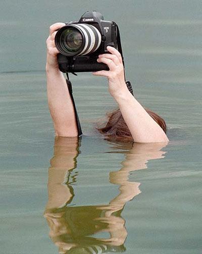 Надводная фотография
