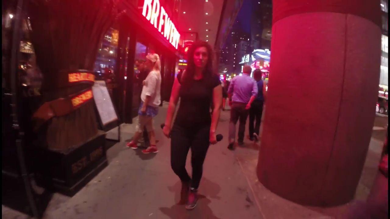 Каково быть женщиной в Нью-Йорке
