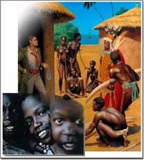 Стыд и проституция у диких народов