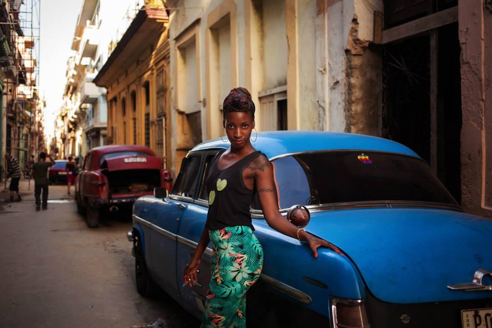 Красотка из Гаваны (Куба)