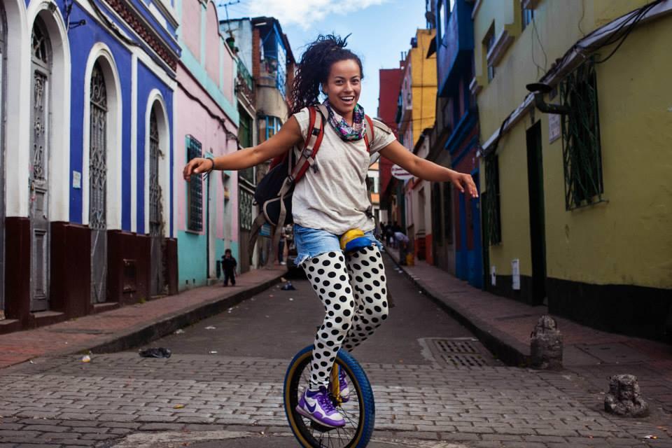 Незнакомка из Боготы (Колумбия)
