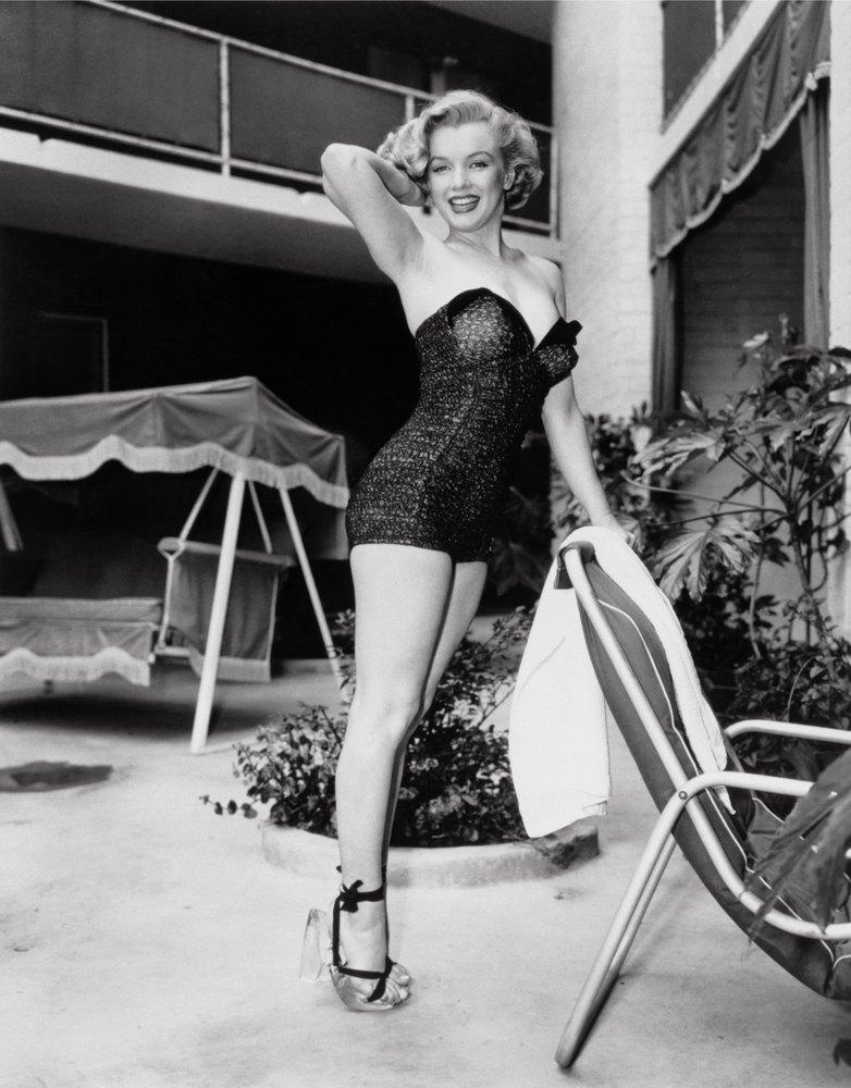 Мэрилин Монро, 1950