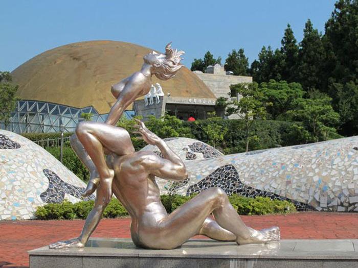 Парк Jeju Loveland